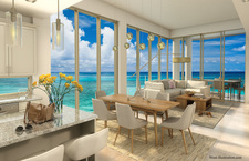 Seacrest Condos, Grand Cayman, Gerald Hoffman Architects